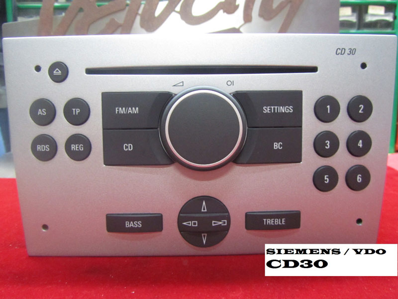 SIEMENS / VDO CD30